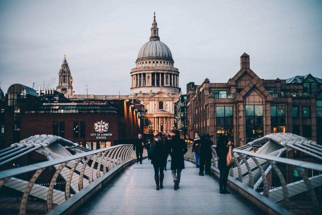 best day trips from london england