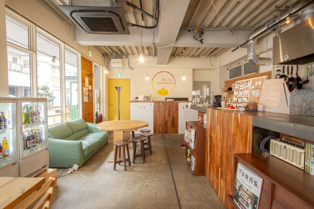 guesthouse fete best hostels tokyo