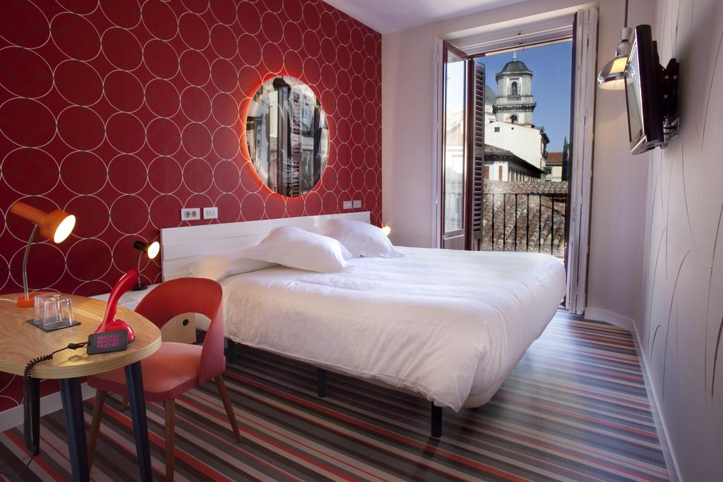 10 of the Best Boutique Hotels in Madrid - Explore Spain in Style - Just a  Pack