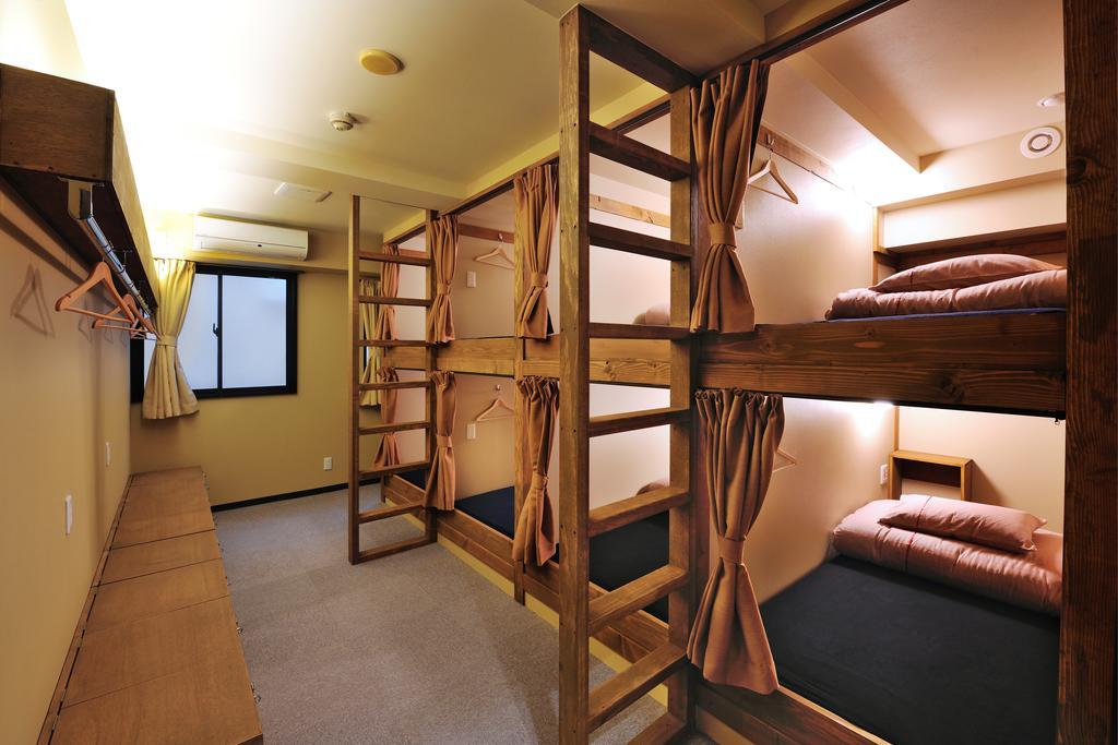 khaosan road origami best hostels tokyo