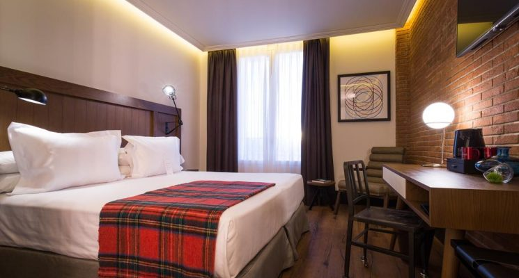 only you best boutique hotels madrid