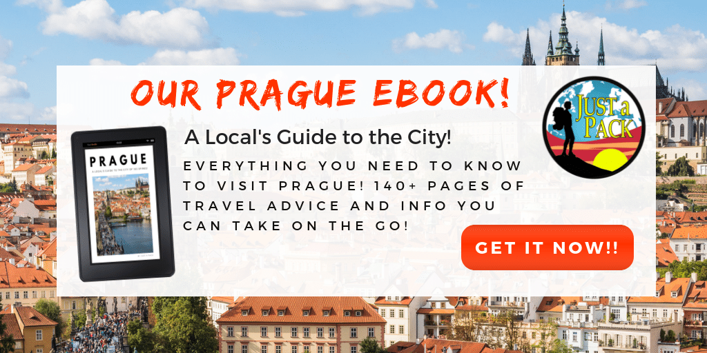 Prague Ebook - Local's Guide to Prague by Just a Pack