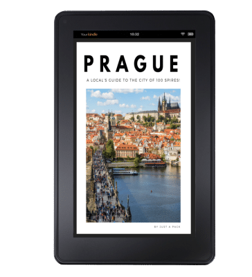 Prague: A Local's Guide to the City of 100 Spires! by Just a Pack
