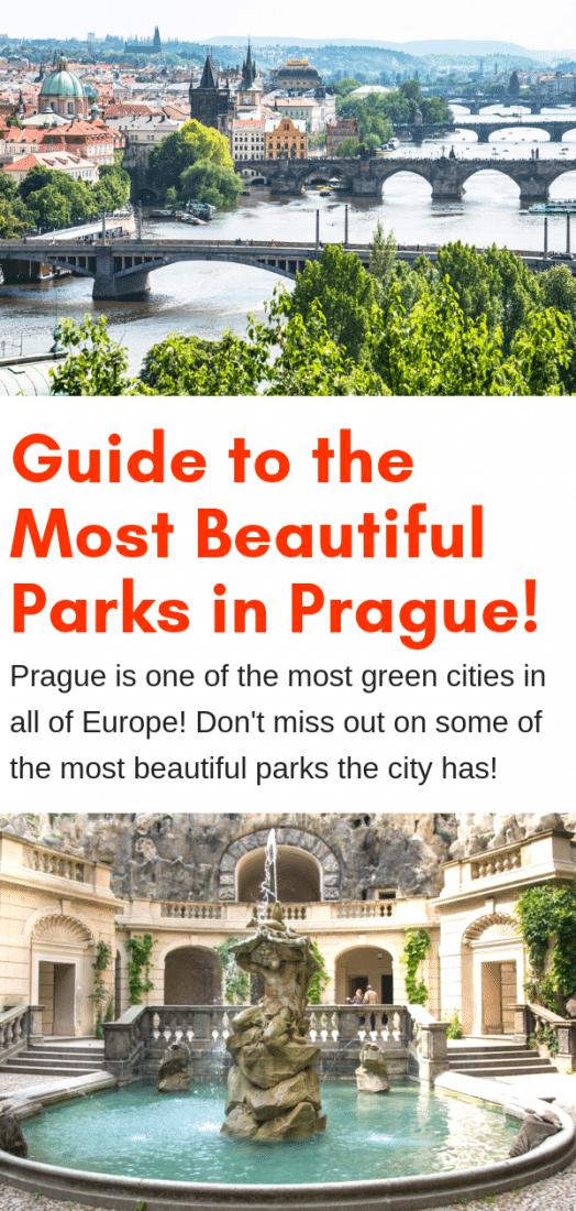 Looking for the best Prague Parks? This guide is for you! We're local's and live in Prague so we know the best green spaces the city has to offer! Here is our guide to the absolute best places to grab a patch of grass in Prague Czech Republic! #parks #prague #czechrepublic #europe #europeantravel #travel