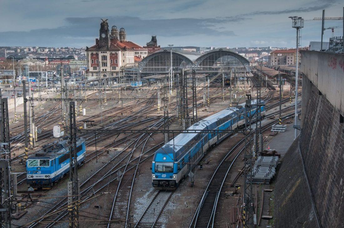 Prague to dresden by Praha Hlavni Nadrazi