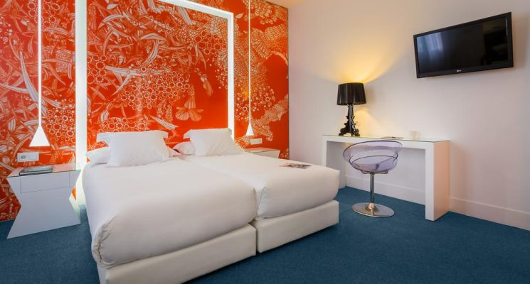 room mate mario best boutique hotels madrid