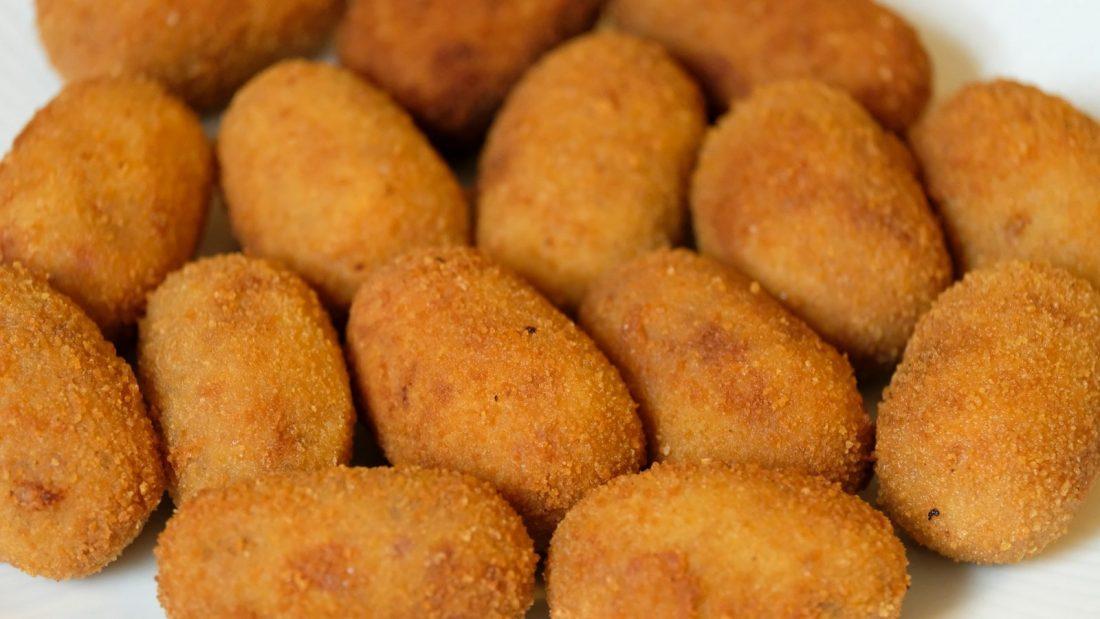 spanish croquetas