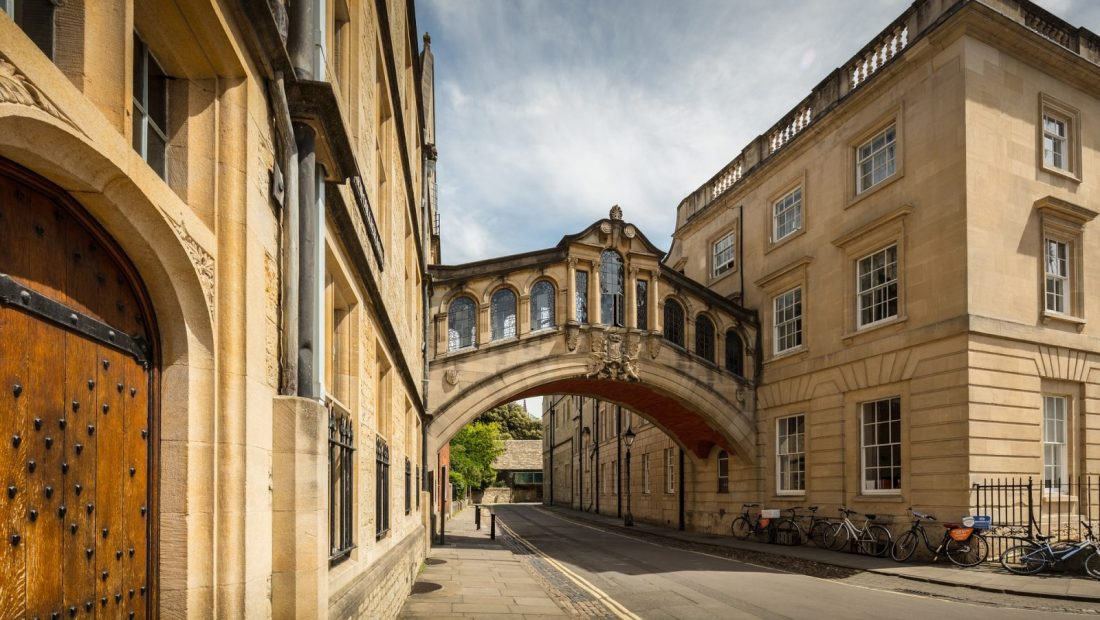 university of oxford oxford england