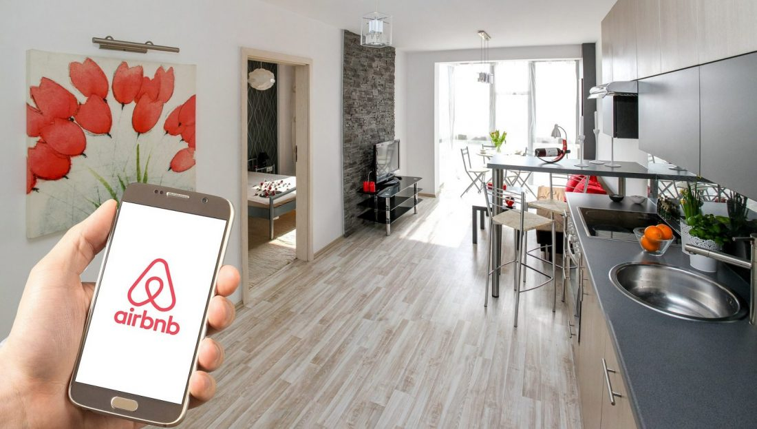 what is an airbnb apartment