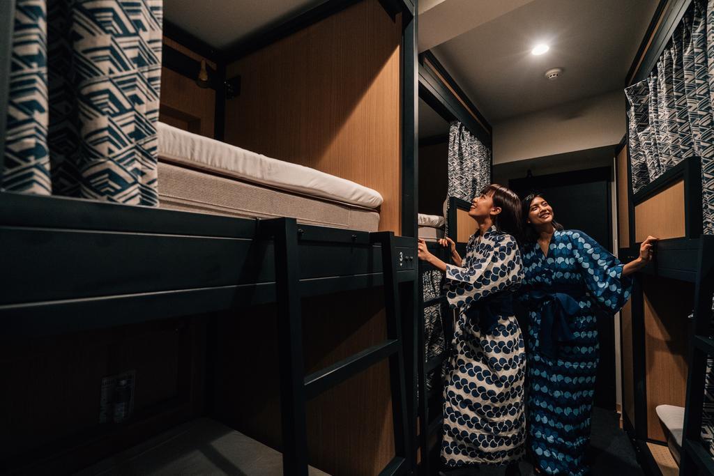 wired hotel best hostels tokyo