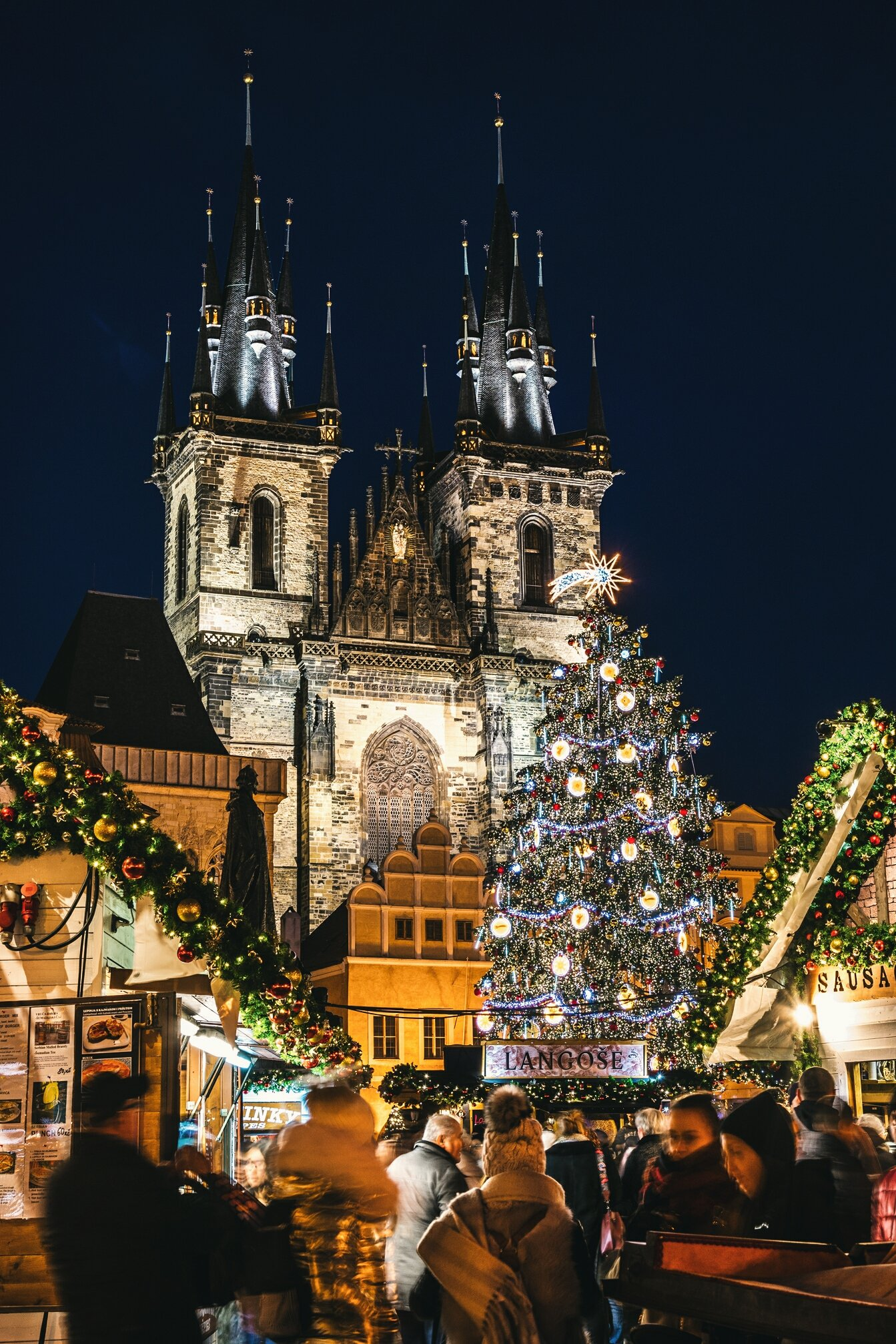 Prague Christmas Market.Prague Christmas Market Mega Guide 2019 A Very Merry