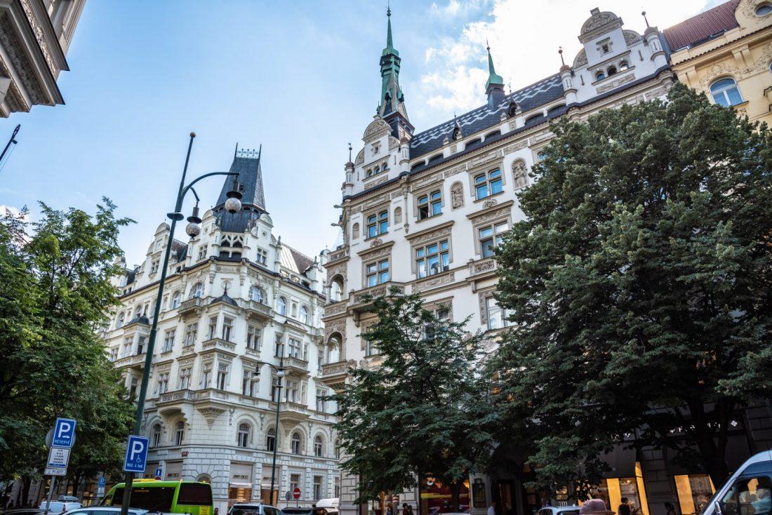 Pařížská Street - Jewish Quarter prague