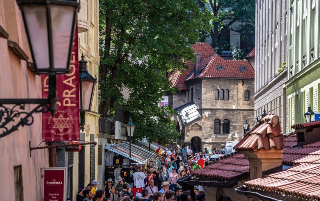 Prague Jewish Quarter