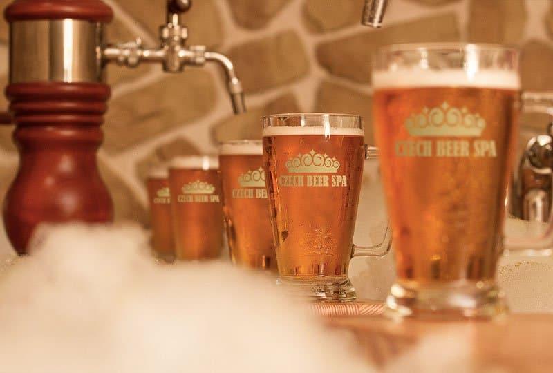 beer spa prague things to do prague