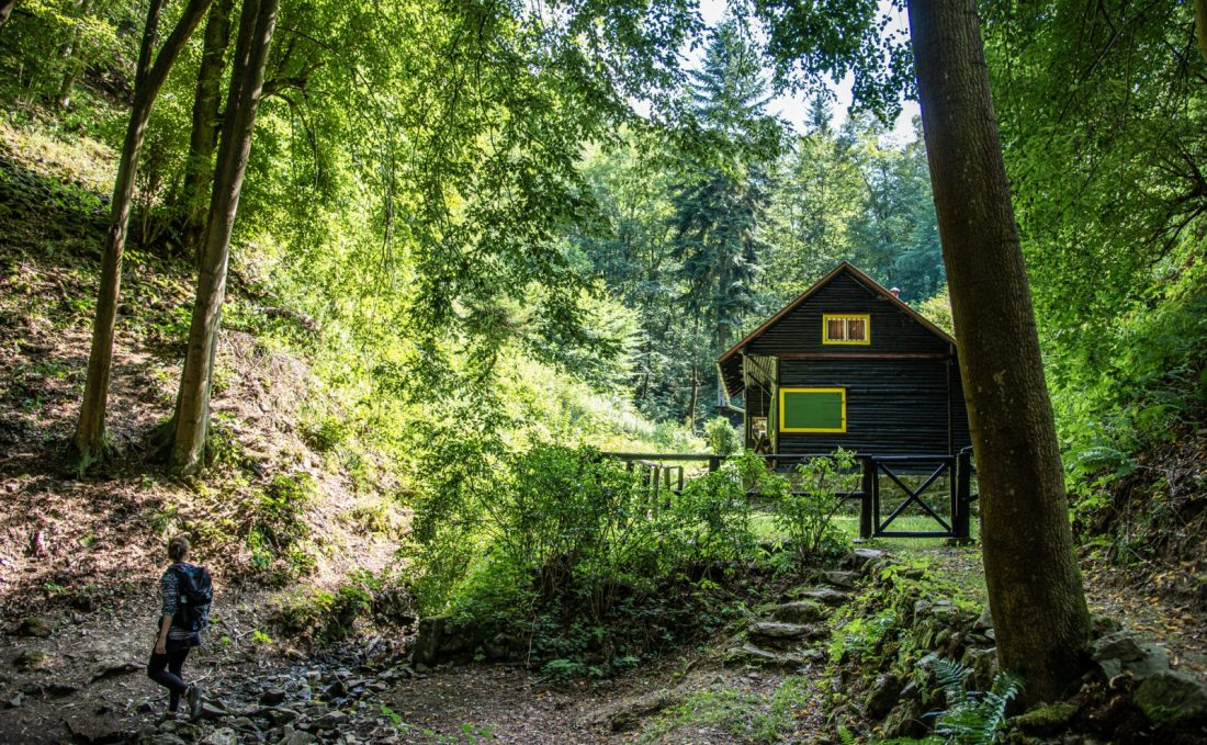 the best hikes in or near Prague