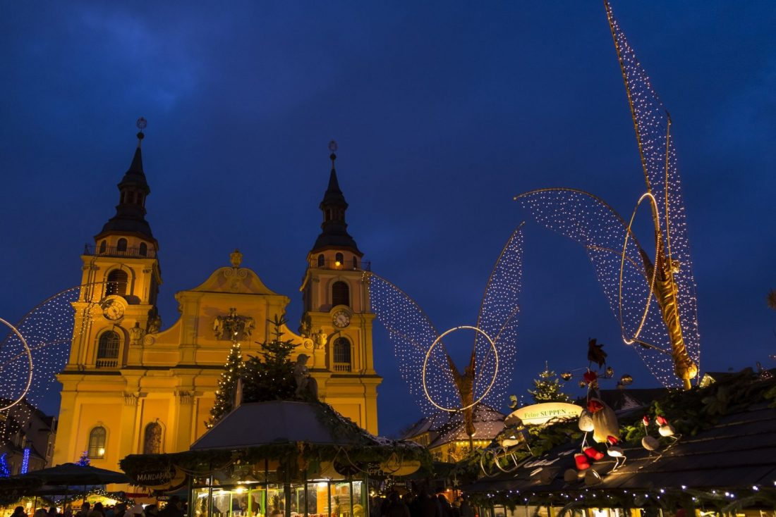 Ludwigsburg christmas market germany