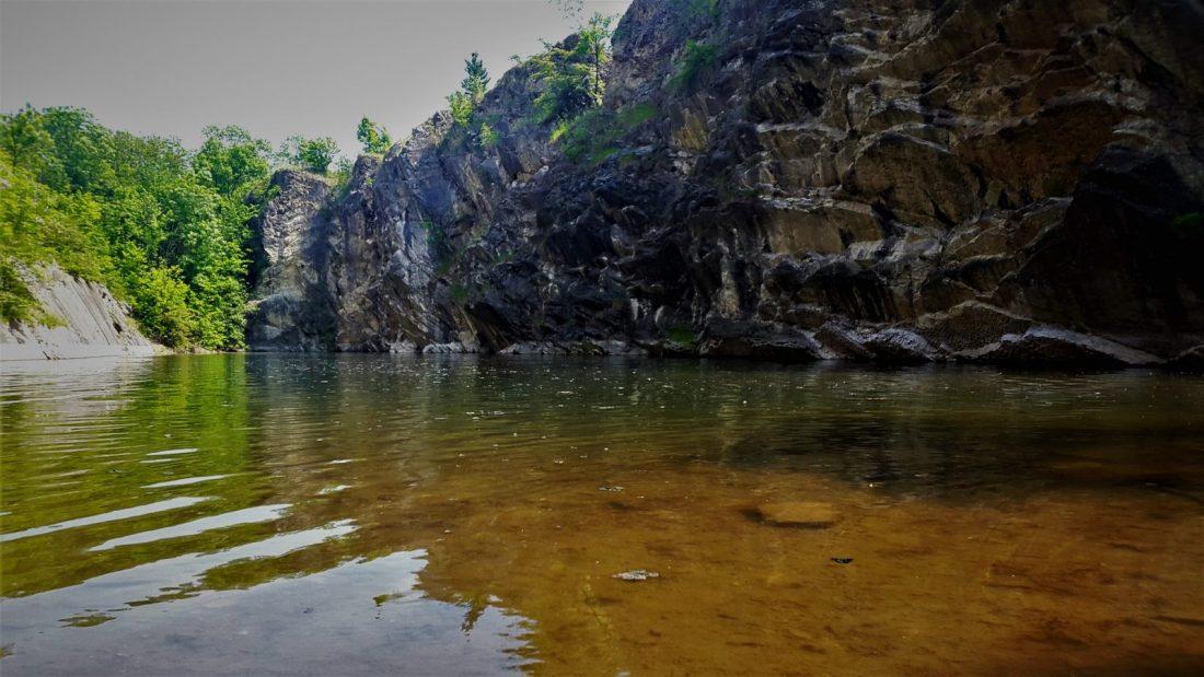 Prokopske Udoli Lake