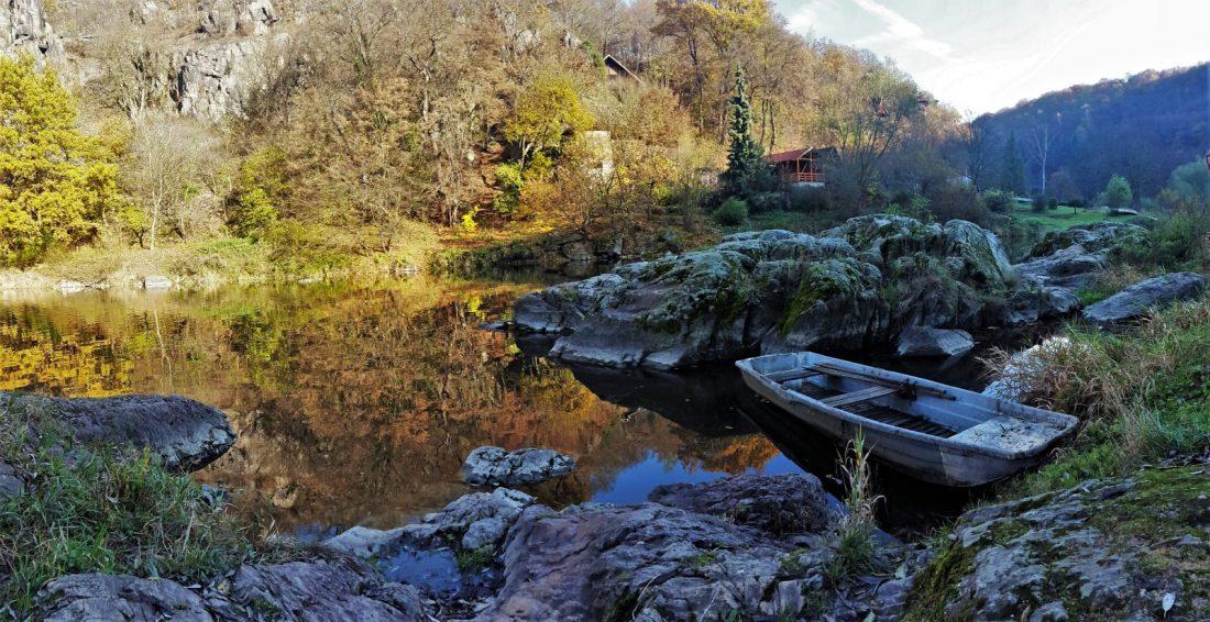 Sazava Pacific, best hikes near Prague