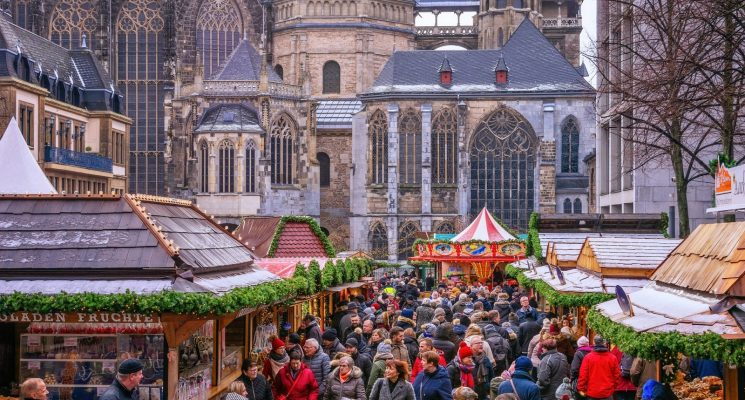 aachen christmas market germany