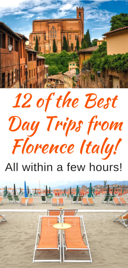 Best Day Trips from Florence Italy - Want to explore Italy? These quick and easy day trips from Florence are perfect for getting to know the country if you don't have a lot of time! #florence #italy #europe #europeantravel #daytrips #europe Travel