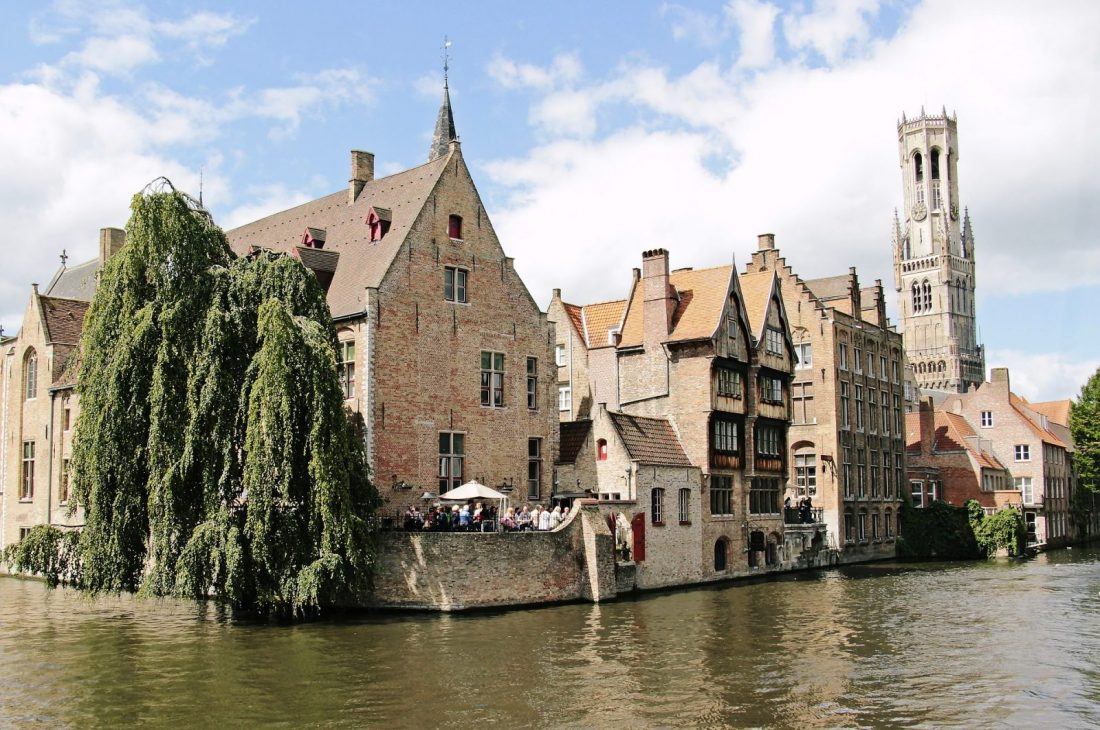 bruges best cities in euripe