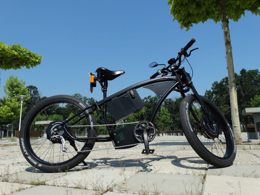 ebike tour in barcelona spain