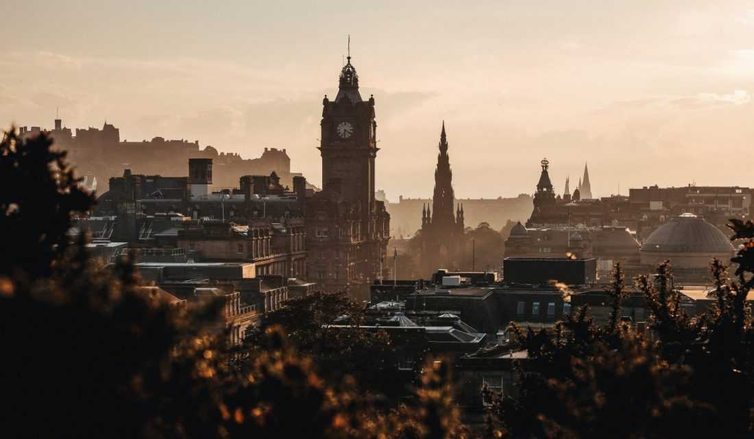 edinburgh best cities in europe
