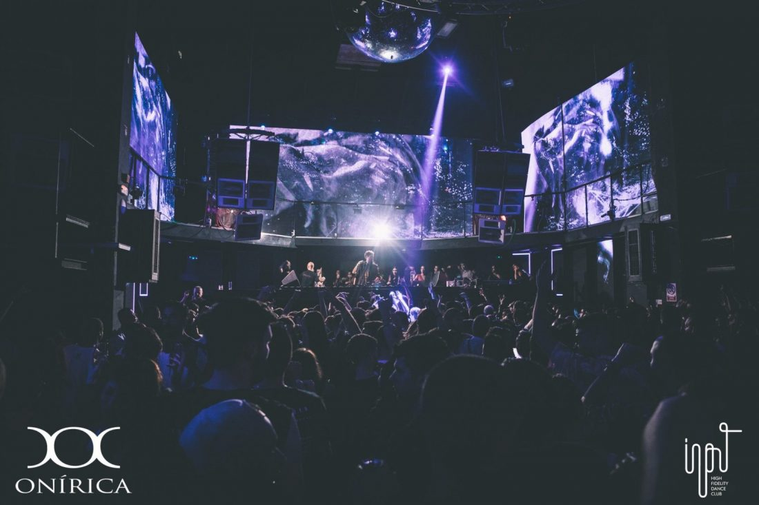 input club barcelona nightlife