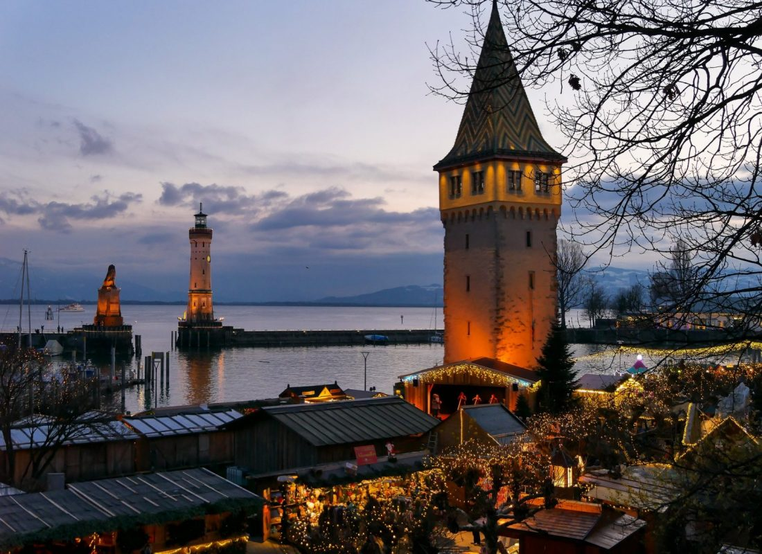 lake constance christmas market germany