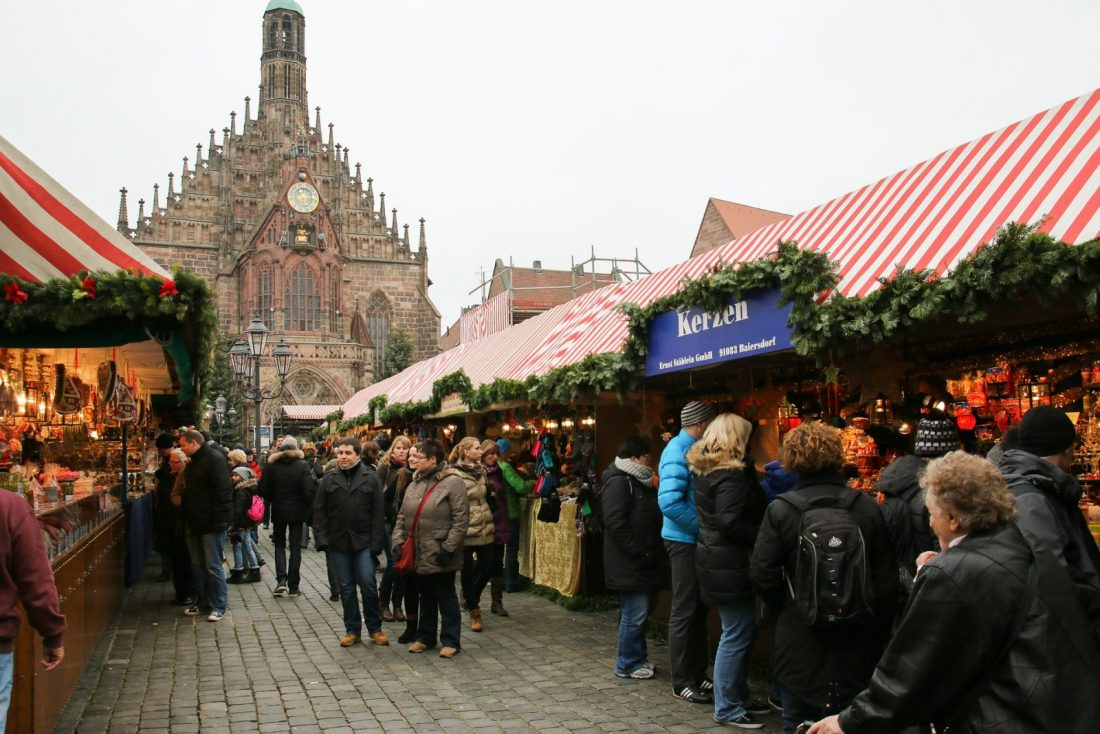 nuremberg christkindlesmarkt christmas markets germany