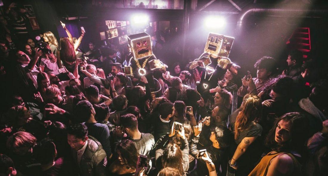 otto zutz barcelona nightlife