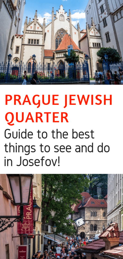 prague jewish quarter guide