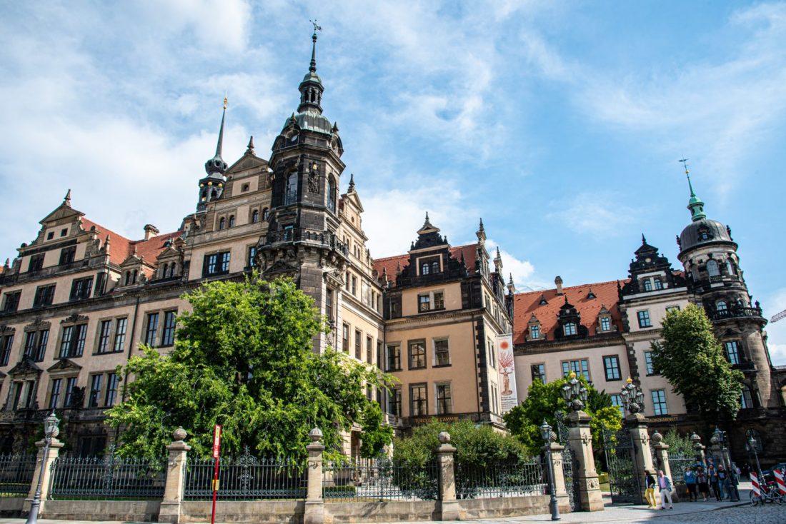 residenzschloss dresden germany
