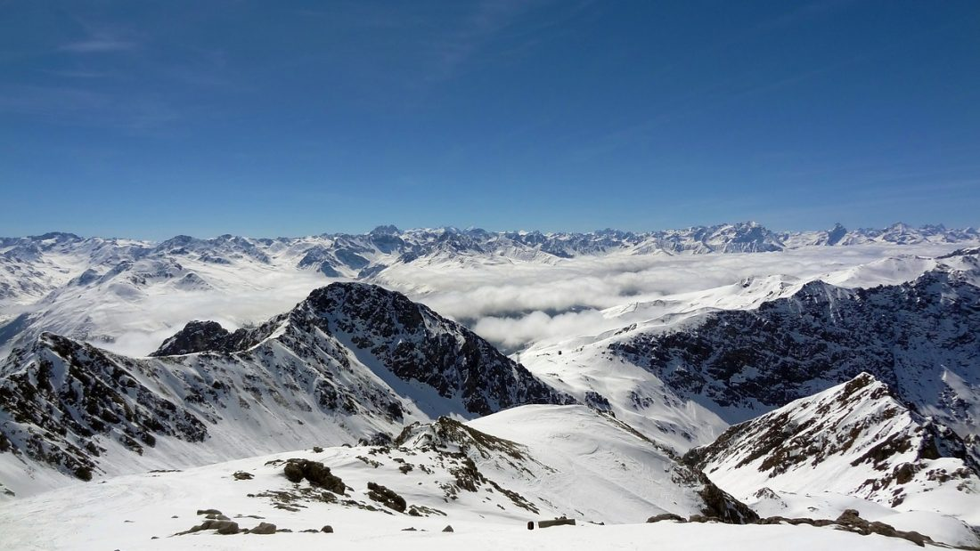 Davos Landscape Pixabay