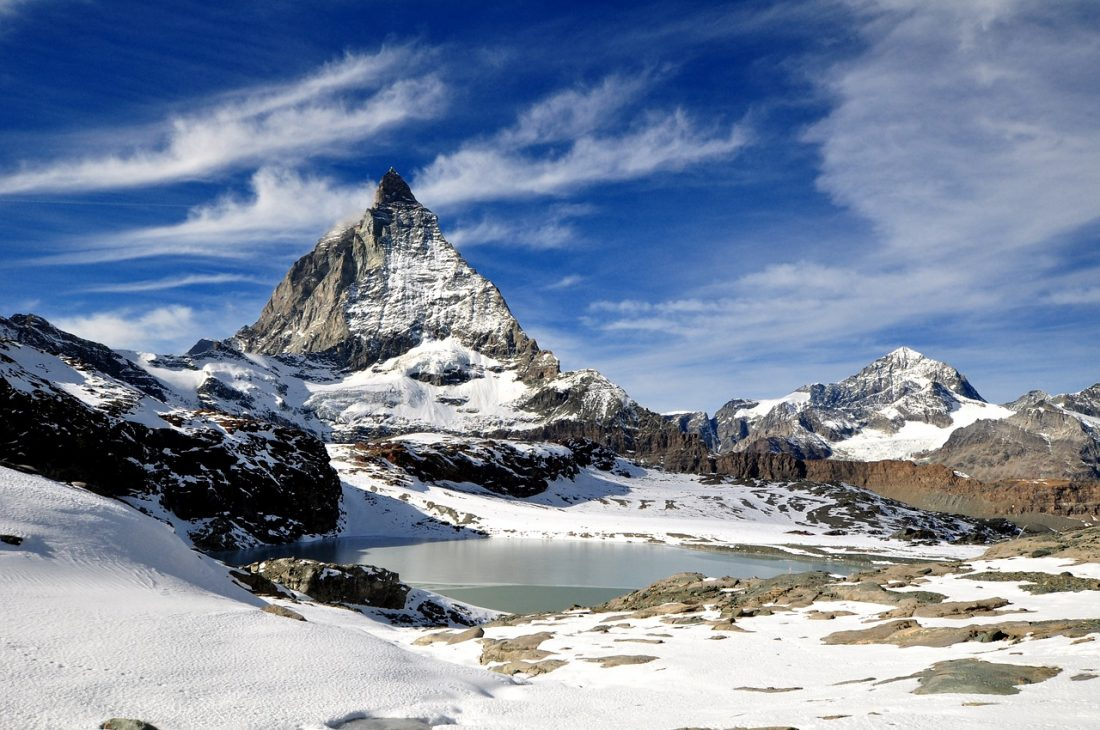 Zermatt Matterhorn Pixabay