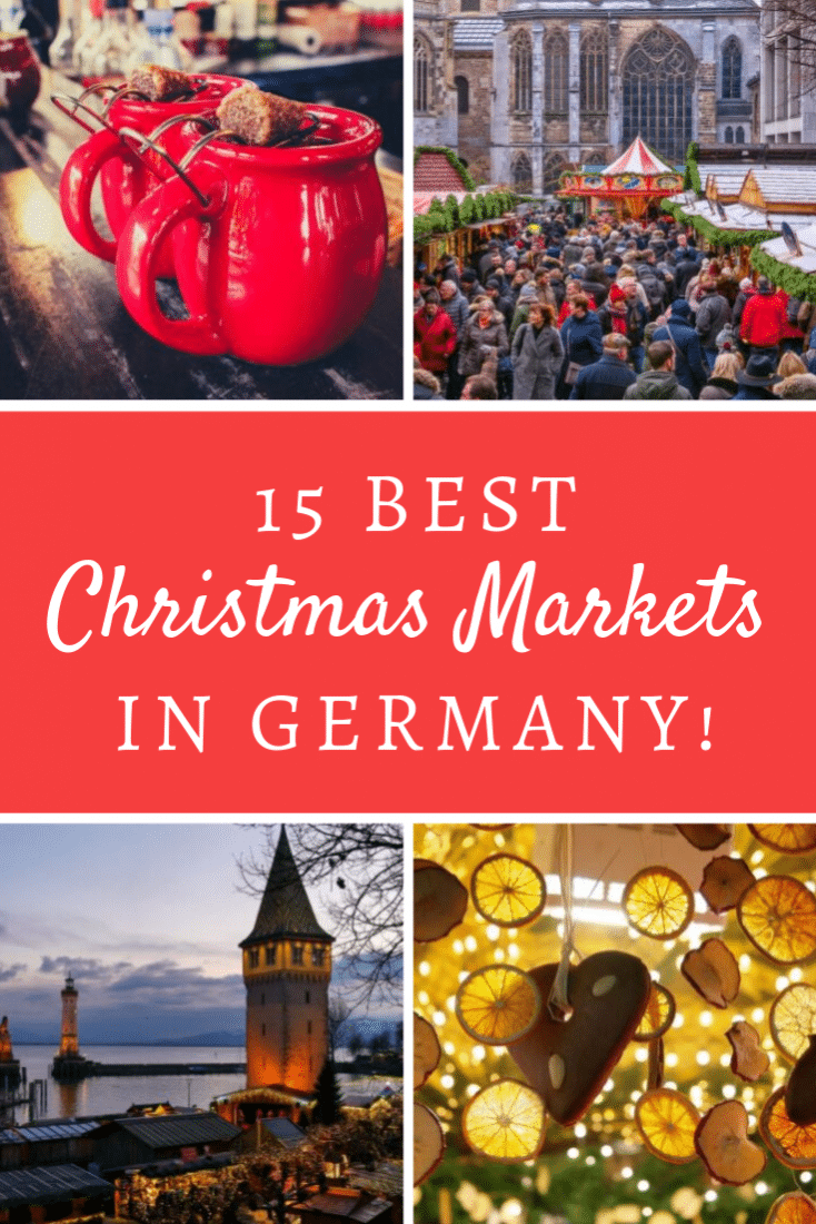 best christmas markets germany