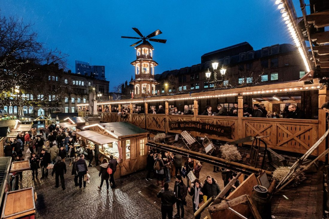 manchester uk christmas market