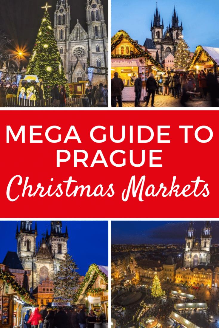 Prague Christmas Market Mega Guide 2020 A Very Merry Prague Xmas