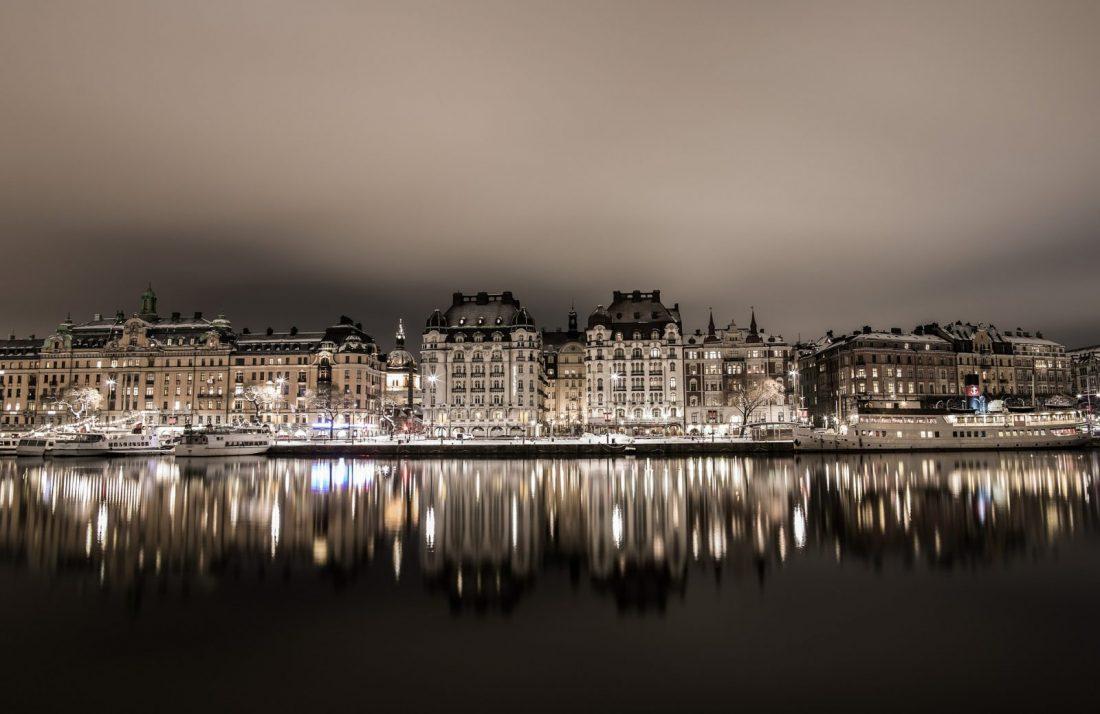 stockholm christmas maket