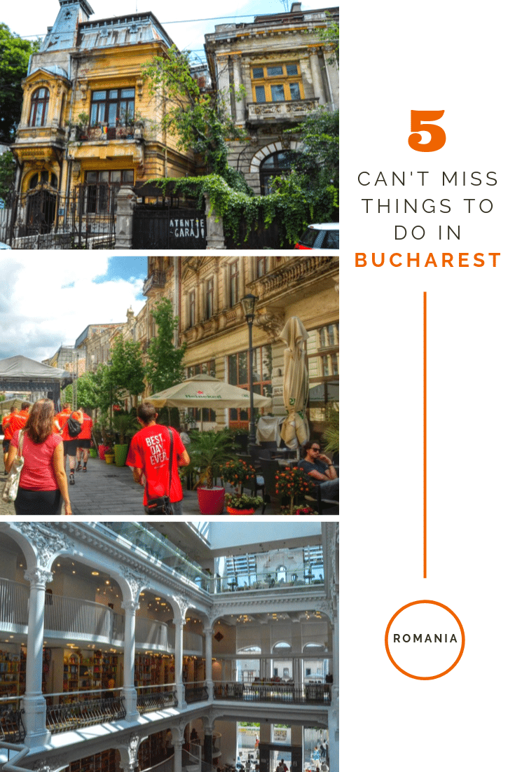 Romania is an incredible country full of undiscovered jewels. The capital being one of them. Here are five unmissable things to do in Bucharest Romania!