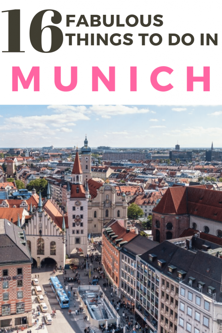 Visiting Germany? Want to know what the best things to do in Munich are? This guide is for you! Here are the top sites in Munich you can't miss out on seeing! #germany #europe #munich