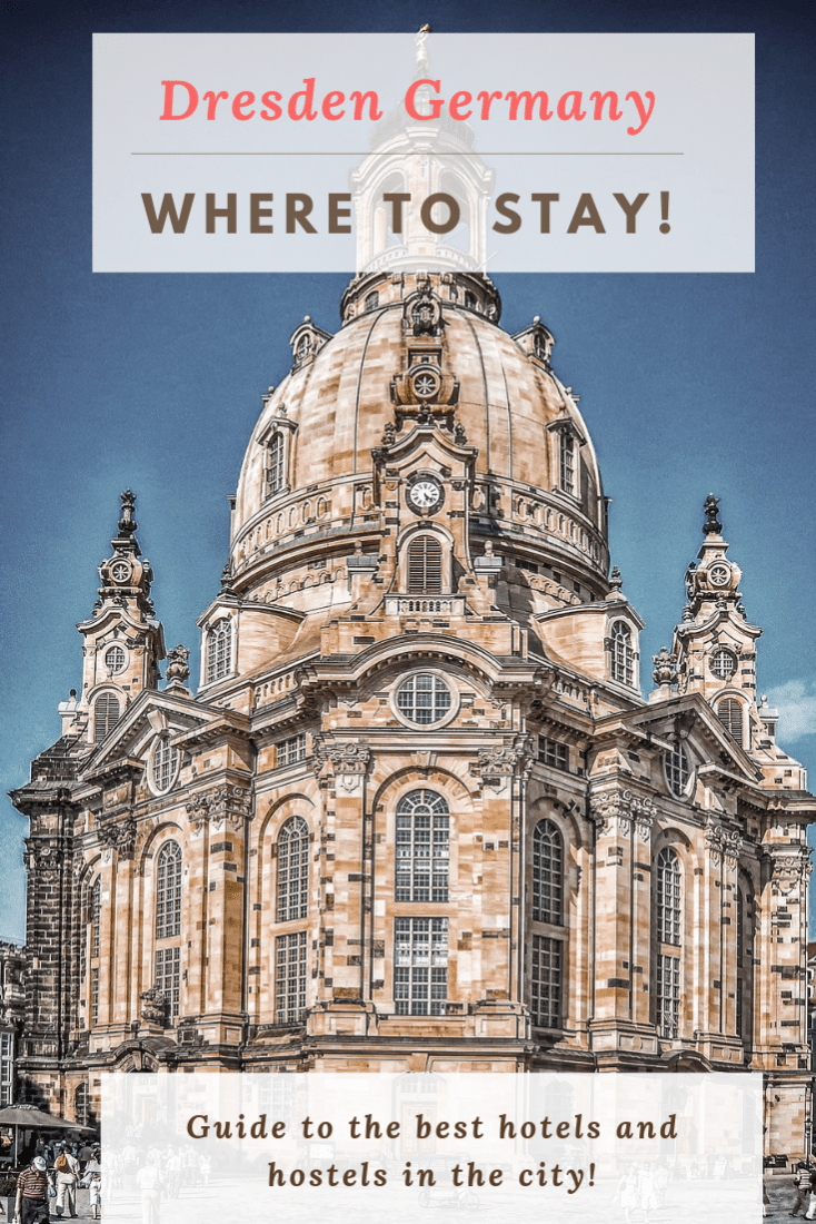 Visiting Dresden? Looking for the perfect accommodation to fit your travel budget? Then look no further than this guide to the best hotels and hostels in Dresden Germany! #hostels #hotels #dresden #germany #europe #europeantravel #travel