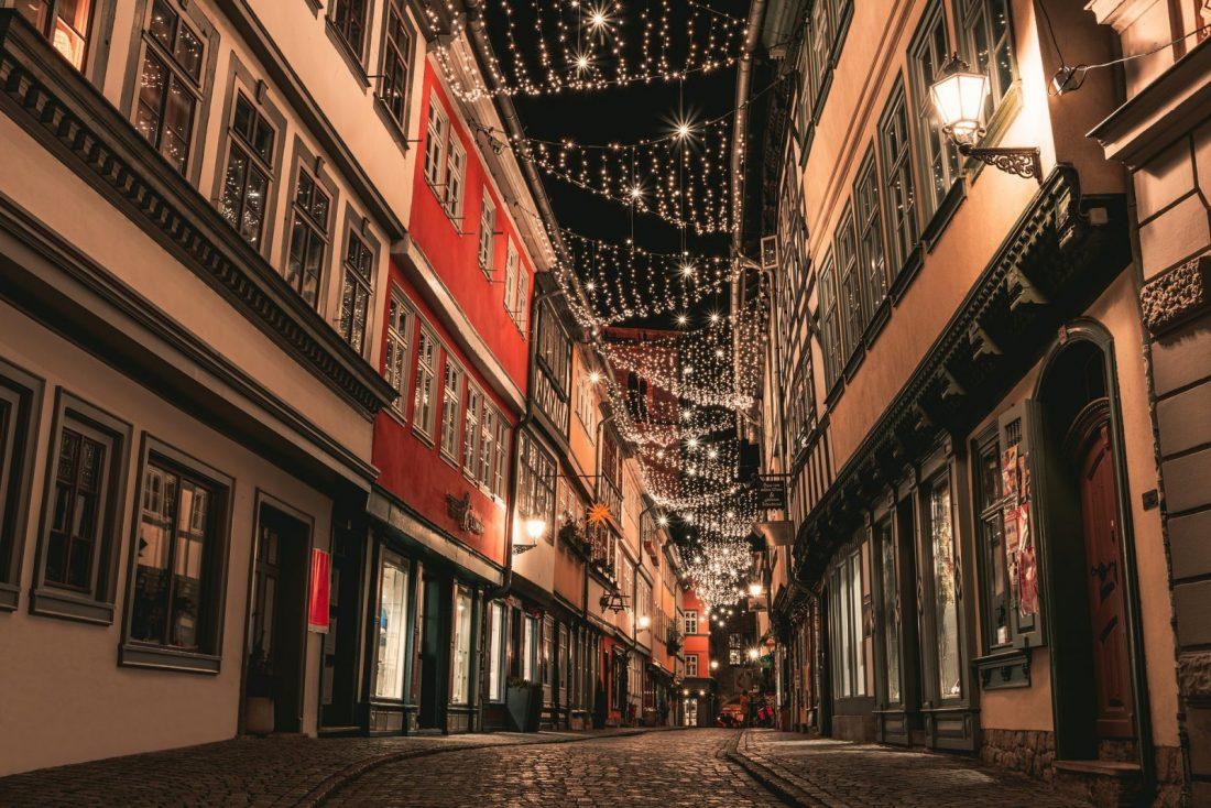 Erfurt christmas season