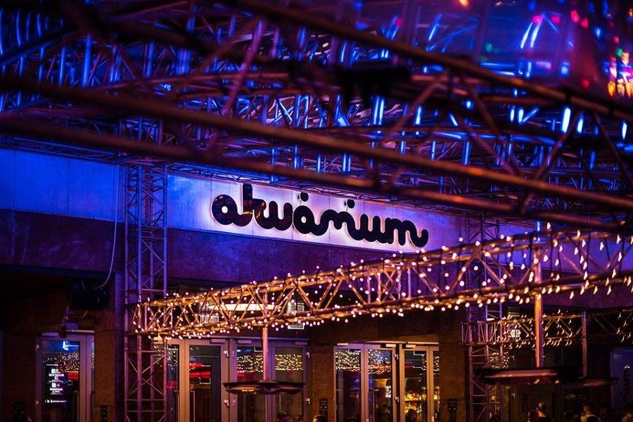 akvarium budapest