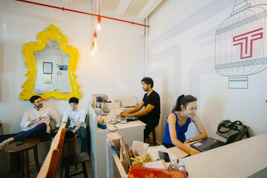 tribe theory best hostels singapore