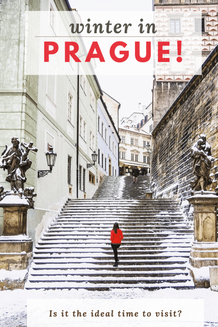 What's Prague like in the winter? We get that question a lot. Here is the truth about winter in Prague and what you need to know before you plan your trip.