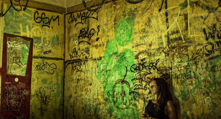the best ruin pubs in Budapest, Szimpla Kert