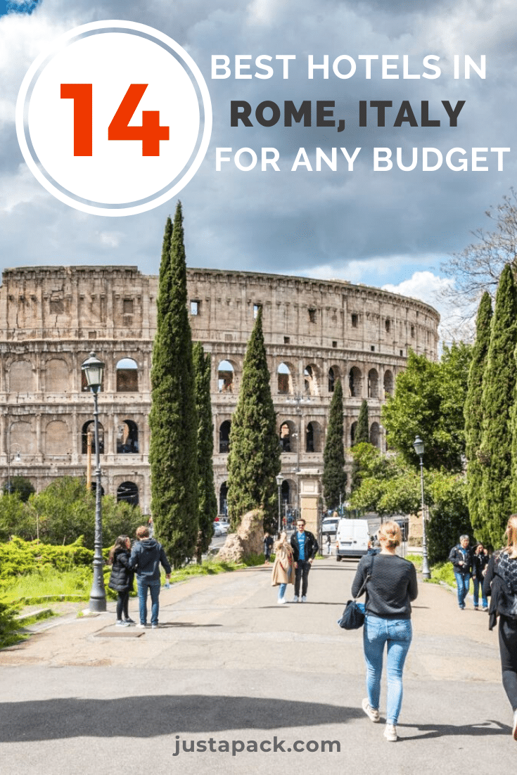 Whether you want to treat yourself to a luxury hotel or visit on a budget, there's something for everyone in this guide to the best hotels in Rome Italy! Dig in to this guide, and find your best hotel match!