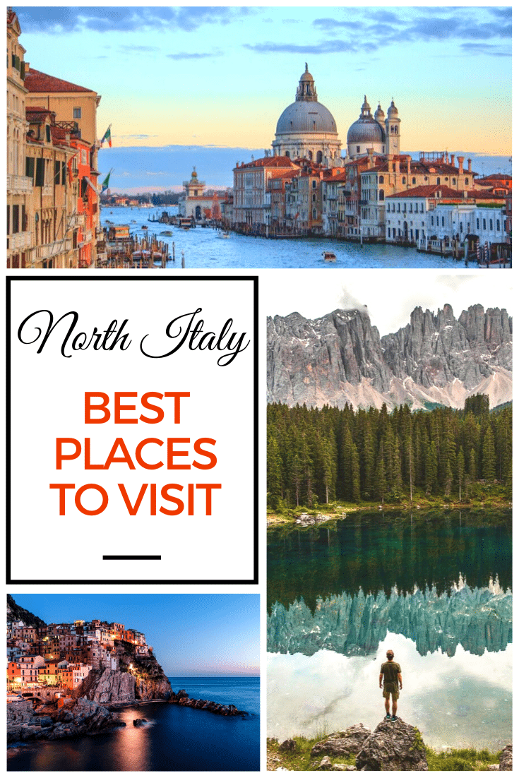 North Italy is a traveler's dream. Breathtaking nature abounds, and stunning cities are dotted all around. So get out and explore, but before you do check out this MEGA GUIDE to North Italy Travel to help you plan your trip!