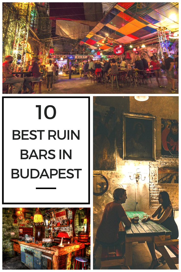 One of the most interesting things to do in Budapest is visit one (or many) of the awesome ruin bars! The most famous being Szimpla Kert, but what about other awesome ruin bars in Budapest? Don't worry, there are plenty and this guide will help you find them all!